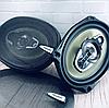 Автоакустика SP-6995 (69, 5-ти полос., 1200W) автомобильная акустика динамики автомобильные колонки АКЦИЯ, фото 2