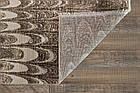 Ковер современный RAKKAS 0097 1,7Х1,2 БЕЖЕВЫЙ прямоугольник, фото 2
