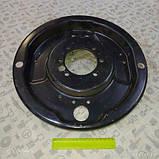 Щит опорный тормоза ГАЗ 3309 переднего правый с АБС Двиг. ММЗ 245 (ОАО ГАЗ) (смотри 9966) (3309-3501012-10), фото 2