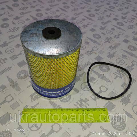 Фильтр топливный ГАЗ 3309 ЗИЛ 5301 БЫЧОК ПАЗ МТЗ Двиг. 240 245 элемент ФТОТ (KRAFT) (А65.01.100-11)
