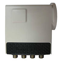 Спутниковый конвертор Inverto BLACK Pro Quad Flange 40 mm фланец арт.50414
