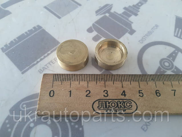 Заглушка ГБЦ ТАТА ЕТАЛОН (ОРИГІНАЛ) (20-20,5 мм) Заглушка головки блоку циліндрів (321 997 00 20)