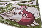 Ковер современный RITIM 8881A 1,6Х2,3 Кремовый с бежевым прямоугольник, фото 3