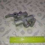 Кран разобщительный ГАЗ 4301 66 КАМАЗ (М22х1,5) (ДЭК) (100-3520010 (ДЭК)), фото 2