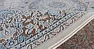 Ковер восточная классика ROJIN 010 HB 2,5Х3,5 КРЕМОВЫЙ прямоугольник, фото 8