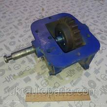 Коробка отбора мощности ГАЗ 33081 САДКО средний шток Чугун.корпус (GO) 4509-4202015 ВКМ (33081-4202010)