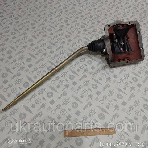 Крышка КПП УАЗ 469 Механизм переключения КПП (469-1702010-30)