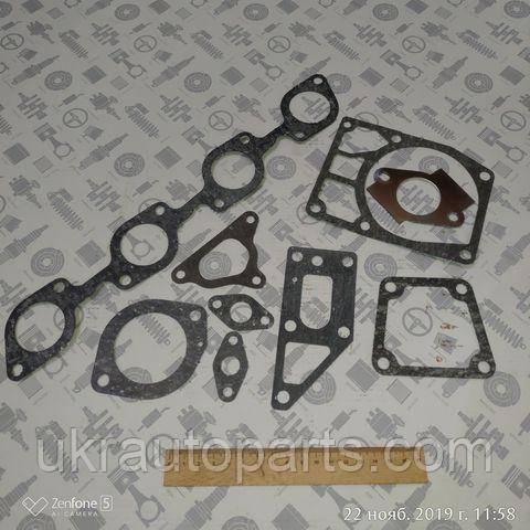 Набор прокладок двигателя ГАЗ 3110 31105 Двиг. 560 ШТАЕР STEYR (МАЛЫЙ) (паронит) (560-1000001)