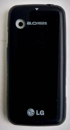 Корпус для LG GS290 black, фото 2