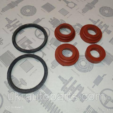 Ремкомплект циліндра ГУР ГАЗ 3308 3309 і клапана управління прод.тяги (Гума NBR) (6единиц) (РК3308-3405011 (6ед)(NBR))