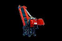ИЗМЕЛЬЧИТЕЛЬ ВЕТОК TN-130TK с конвейерной лентой 2м под ВОМ трактора, фото 1