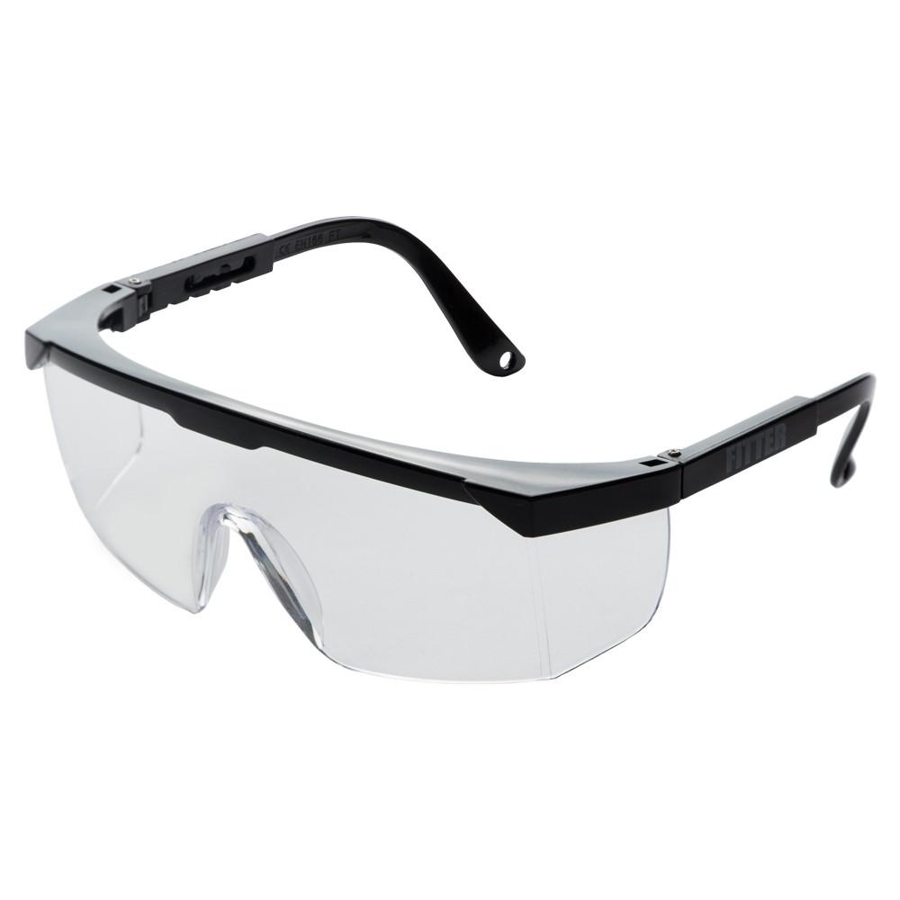 Окуляри захисні Fitter (прозорі) Sigma (9410241)
