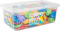 Мозаїка-пазли Tigres Фантазія в контейнері 120 елементів (39550)