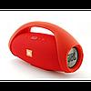 Портативна bluetooth колонка JBL Boombox BIG FM MP3 Червона, фото 4