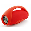 Портативна bluetooth колонка JBL Boombox BIG FM MP3 Червона, фото 5