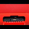 Портативна bluetooth колонка JBL Boombox BIG FM MP3 Червона, фото 7
