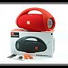 Портативна bluetooth колонка JBL Boombox BIG FM MP3 Червона, фото 8