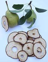 Фруктові грушеві чіпси 50 грам, заміна 350-400 г свіжих груш, фото 1