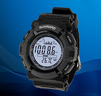 Часы рыбацкие барометр Sunroad FR715A водонепроницаемость 3АТМ