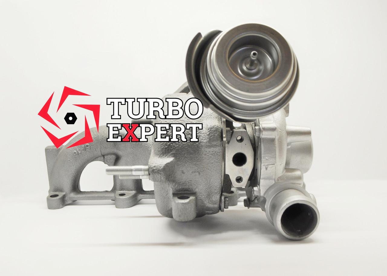 Турбина 713672-5006S, 454232-1, ALH, 038253019C, 038253019CX, 1999-2003 (Seat Toledo II 1.9 TDI 90 HP)