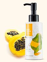 Пілінговий гель для обличчя The Face Shop Smart Peeling Mild Papaya 150 мл