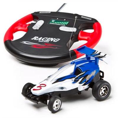 """Машина на радиоуправлении """"RACER"""", на батарейках"""