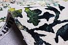 Ковер современный Saphira 1,6Х2,3 СИНИЙ прямоугольник, фото 2