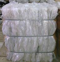 Заготавливаем отходы пленки ПВД, ПНД, стрейч.