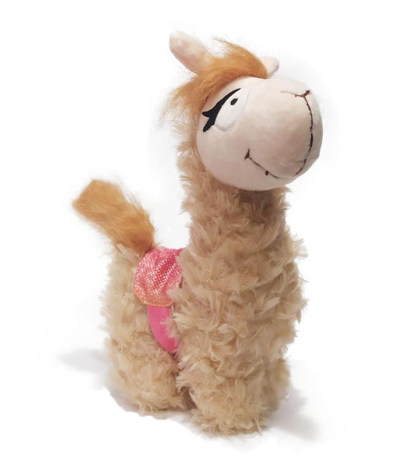 """Мягкая игрушка """"Альпака"""" 25030-1 лама"""