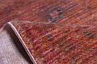 Коврик винтаж SEVEN DAYS 0081 1,33Х1,85 Оранжевый прямоугольник, фото 5