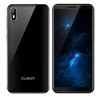 """Cubot J5 смартфон 5,5 """"18:9 полный Экран MT6580 Quad-Core Android 9,0 телефон 2 Гб /16 Гб  Black"""