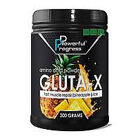 Аминокислоты Глютамин GLUTA-Х POWERFUL PROGRESS 300 грамм