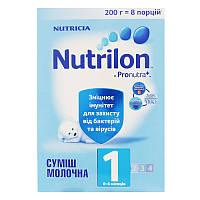 Смесь молочная Nutrilon 1 с рождения 200г Nutricia 109227