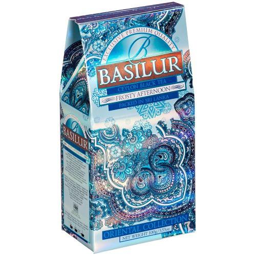 Чай черный Basilur Восточная коллекция Морозный день 100 грамм