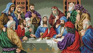 "Набір алмазної мозаїки ""Тайна вечеря"" (40 х 70)"