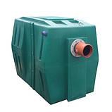 Сепаратор нефтепродуктов с отстойником и байпасом ФСНОБ 20/100 ( производительность 100 л/с), фото 3