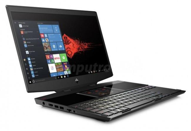 Ноутбук HP OMEN X 2s 15-dg0011nw (7QC51EA)
