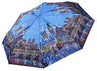 Женский зонт Вечерний Лондон TRUST  ( полный автомат ) арт. 31477-3, фото 1