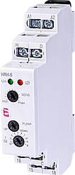 Реле контроля уровня жидкости HRH-5 UNI 24..240V AC/DC (1x16A_AC1)