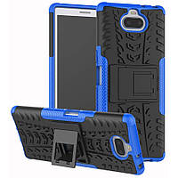 Чехол Armor Case для Sony Xperia 10 / Xperia XA3 Blue