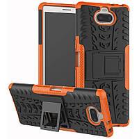 Чехол Armor Case для Sony Xperia 10 / Xperia XA3 Orange
