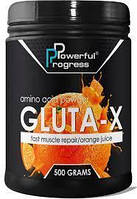 Аминокислоты Глютамин GLUTA-Х POWERFUL PROGRESS 500 грамм