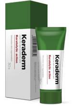 Keraderm (Керадерм) — крем від папілом і бородавок