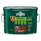 Импрегнат декоративная защита древесины V06 Vidaron америк КРАСНОЕ ДЕРЕВО 2.5 л, фото 4