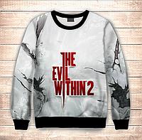 Світшот жіночий/підлітковий The Evil Within 2, фото 1
