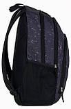 Рюкзак PASO на 3 отдела 21 л Серый (16-5200B), фото 3