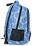 Рюкзак PASO 21 л Голубой (15-8122B), фото 2