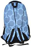 Рюкзак PASO 21 л Голубой (15-8122B), фото 3