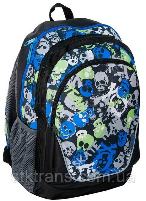 Рюкзак PASO 21 л Разноцветный (15-367D)