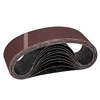 Лента шлифовальная бесконечная 10шт 75×533 зерно 100 SIGMA (9152101)
